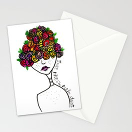 Jane Hides in Plain Sight Stationery Cards