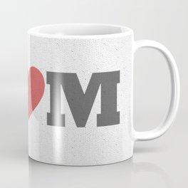 Love Mom Coffee Mug