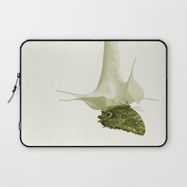 Monochrome - At the butterfly ball Laptop Sleeve