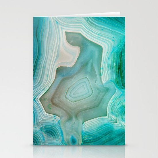 THE BEAUTY OF MINERALS 2 Stationery Cards