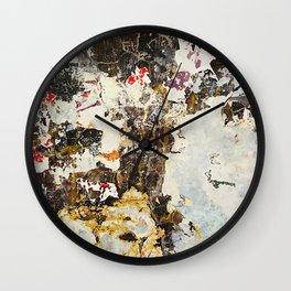 PALIMPSEST, No. 18 Wall Clock