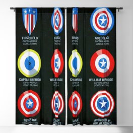 The American Superhero Blackout Curtain