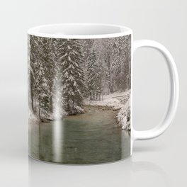 Picturesque Triglavska Bistrica River Coffee Mug