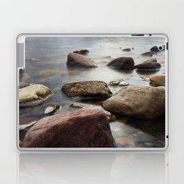 Lake Rocks Laptop & iPad Skin