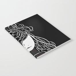 Iconia Girls - Olivia Black Notebook