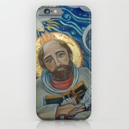 Saint John of the Cross' River of God (in the Dark Night of the Soul) iPhone Case