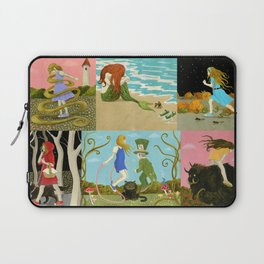 Fairy Tales Laptop Sleeve