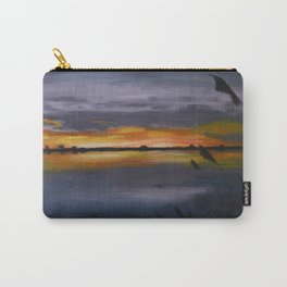 Smith's Point Sunrise Carry-All Pouch