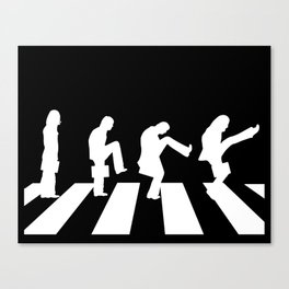 The Scousers Canvas Print