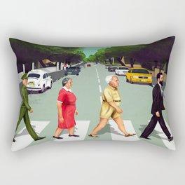 A(llen)bby road - TLV Rectangular Pillow