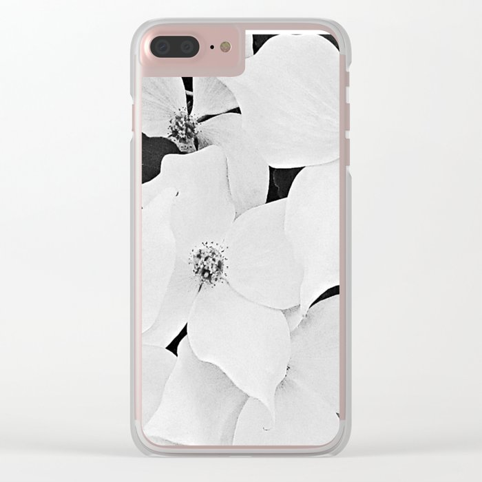 Summer Evening Clear iPhone Case