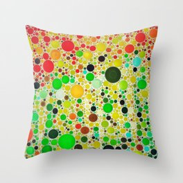 :: Can't See The Trees in the Woods :: Throw Pillow