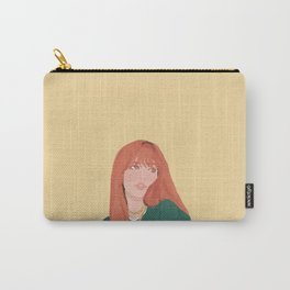 Lisa for Nylon Carry-All Pouch