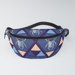 Stag beetle Fanny Pack