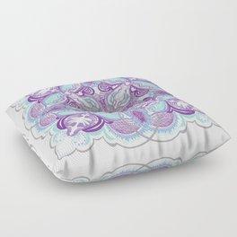 Segmentation # 4 Floor Pillow