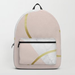 Golden ring II Backpack