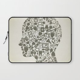 Head medicine Laptop Sleeve