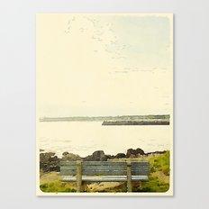 Kennebunkport Coast Canvas Print