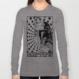 Boba Star Long Sleeve T-shirt