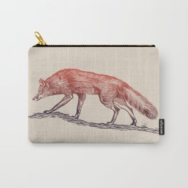 Hunting Fox Carry-All Pouch
