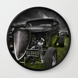 Vintage Ford Wall Clock