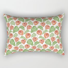 Chinese Lanterns Rectangular Pillow