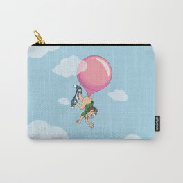 Don't Swallow Your Bubble Gum Carry-All Pouch