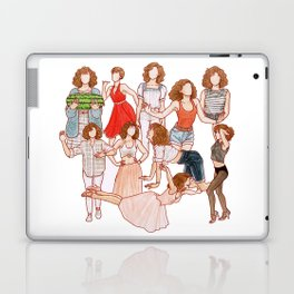 Dirty Dancing - New version Laptop & iPad Skin