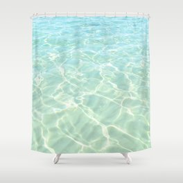 All Clear Shower Curtain