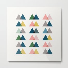 Color Theory in Multicolor Metal Print