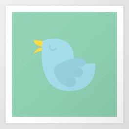 birds 2.3 Art Print