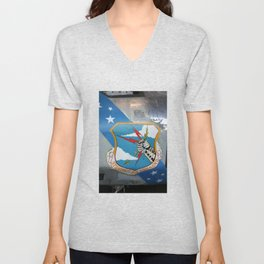 Strategic Air Command - SAC Unisex V-Neck