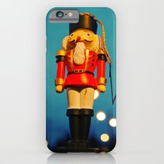 Nutcracker at night iPhone 6s Slim Case