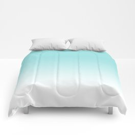 Limpet Shell Ombre Comforters