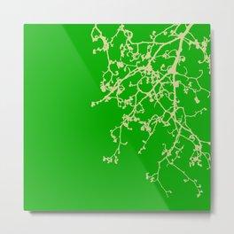 brighter green Metal Print