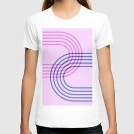 Counterbalance - brights T-shirt