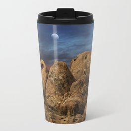 Alabama Hills. Travel Mug