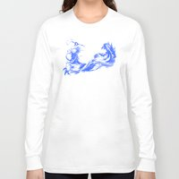 final fantasy Long Sleeve T-shirts featuring FINAL FANTASY X  by DrakenStuff+