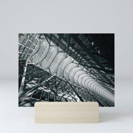 Allen Lambert Galleria |  Atrium by Santiago Calatrava Mini Art Print