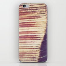 Book Pages iPhone & iPod Skin