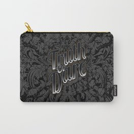 Truth Or Dare Carry-All Pouch