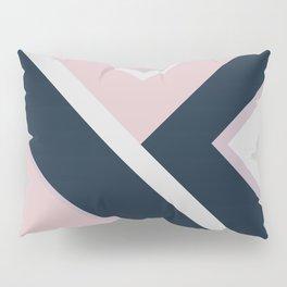Retro Neapolitan Pillow Sham