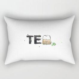 Favourite Things - Tea Rectangular Pillow