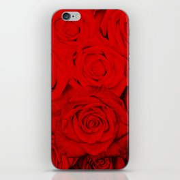 Some people grumble- Floral Red Rose Roses Flowers Garden iPhone Skin