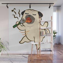 Sing Sing Sing Wall Mural