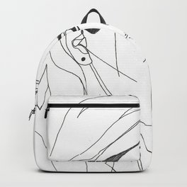 KING LYNN GUNN / PVRIS Backpack