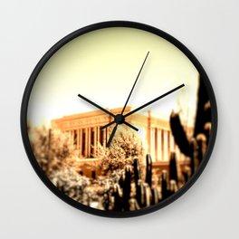Mormon, Mesa Temple Wall Clock
