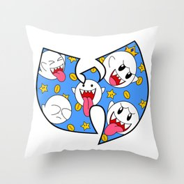 Coins. Rule. Everything. Around. Me. Throw Pillow