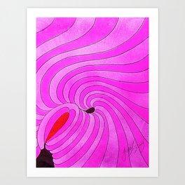 RAMSES 1 Art Print