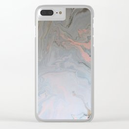 Fluid 4 Clear iPhone Case